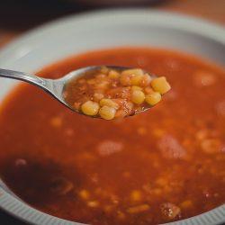 Mexikansk soppa