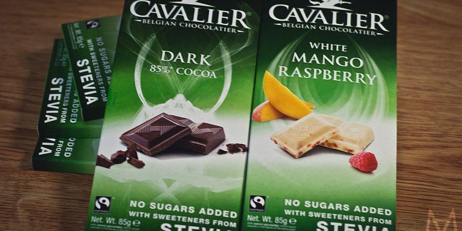 choklad sötad med stevia