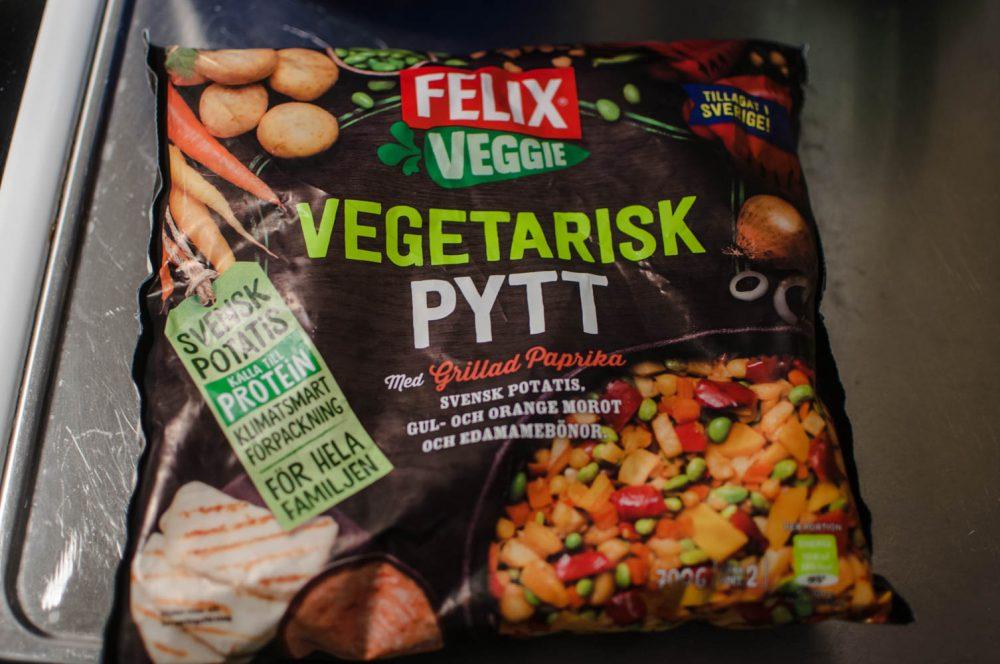 vegetarisk pyttipanna ica